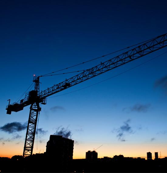 Bauhaupt- und -Nebengewerbe